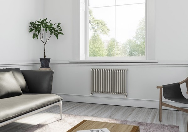 Column radiators from modern to classic advice centre