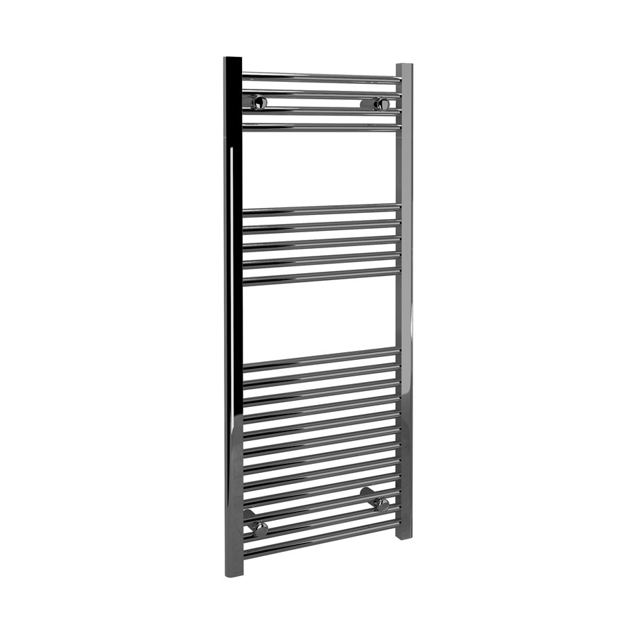 Fina Towel Rails - Chrome