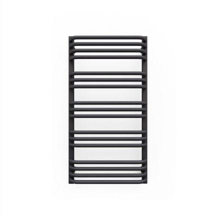 Terma Alex Designer Towel Rails - Modern Grey