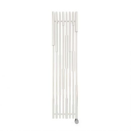 Terma Cane E Vertical Designer Electric Radiators - White