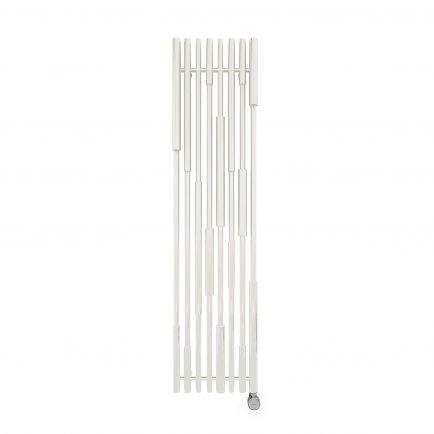 Terma Cane Vertical Designer Radiator - White (390 x 1600mm)
