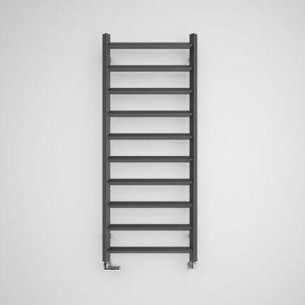 Terma Crystal Designer Towel Rails - Modern Grey