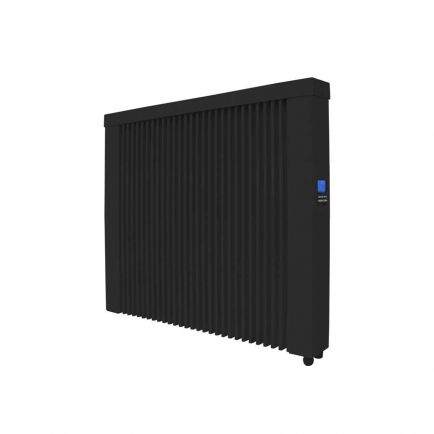 Ecostrad Ecowärme Electric Radiator - Anthracite 1000w