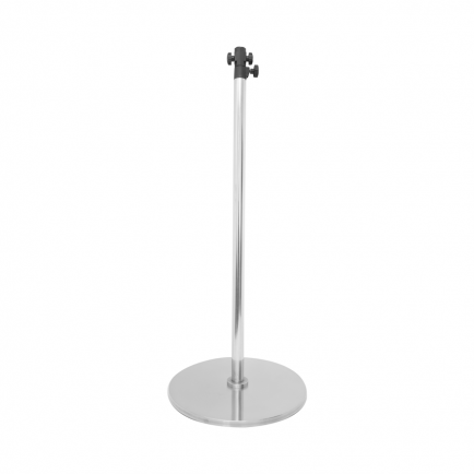 Ecostrad Infrared Patio Heater Stand - Silver