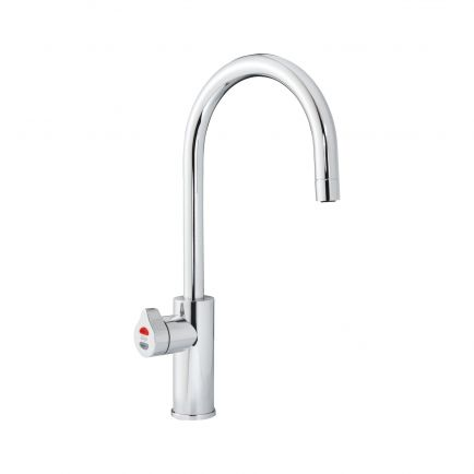 Zip Hydrotap Arc Filtered Boiling, Chilled & Sparkling Water Tap - Bright Chrome