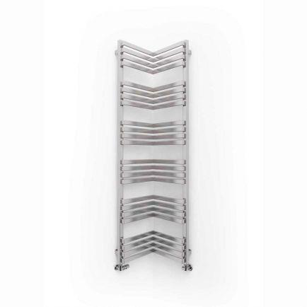 Terma Incorner Designer Towel Rails - Chrome