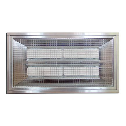 Herschel Advantage IRP4 Industrial Infrared Heater - 2600w