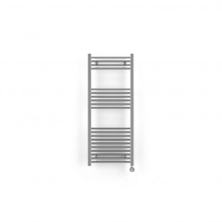 Terma Leo MEG Thermostatic Electric Towel Rail - Chrome