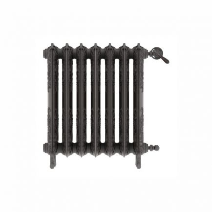 Terma Oxford Cast Iron Designer Radiators - Raw Metal