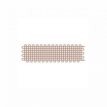 Terma PLC Designer Radiator - Bright Copper