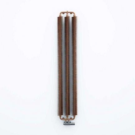 Terma Ribbon Vertical Designer Radiators - Bright Copper