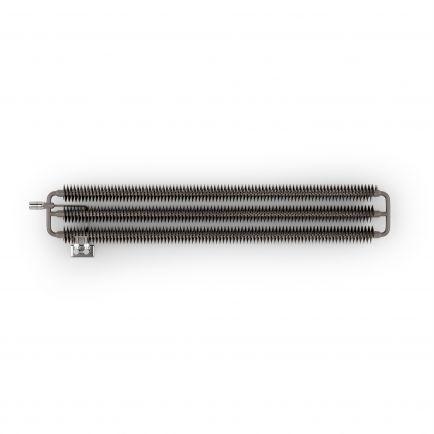 Terma Ribbon HWS Designer Radiator - RAL 7016 (1540 x 390mm)