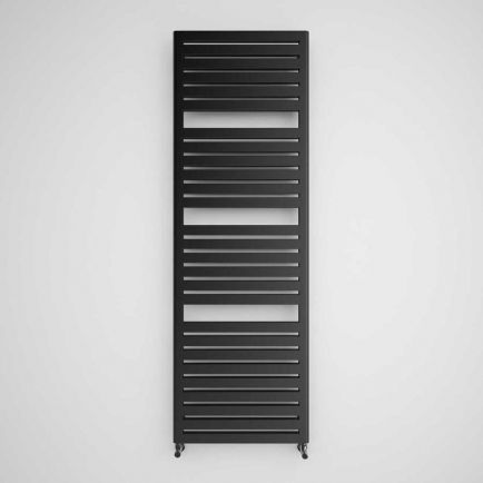 Terma Salisbury Designer Towel Rails - Metallic Black