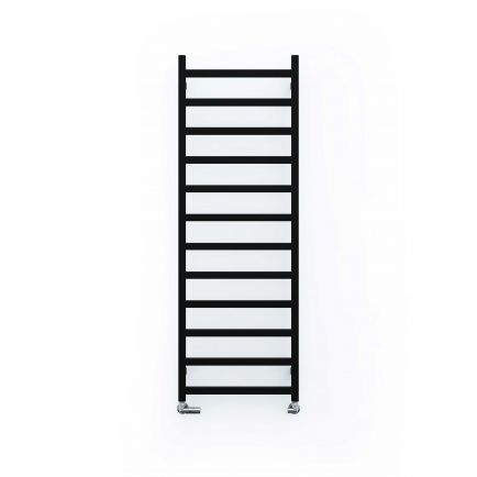Terma Simple Designer Towel Rails - Heban Black