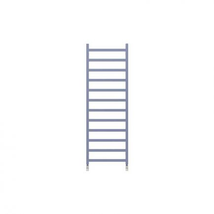 Terma Simple Designer Towel Rails - Pigeon Blue