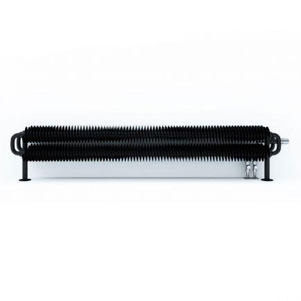 Terma Ribbon HSD Designer Radiator - Heban Black