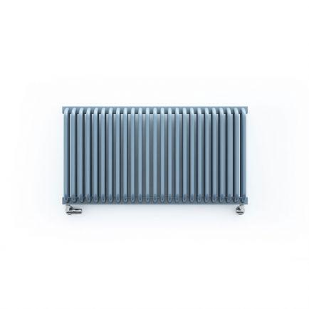 Terma Delfin Designer Radiators - Pigeon Blue