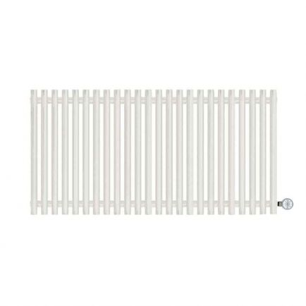 Terma Tune E Designer Electric Radiators - White