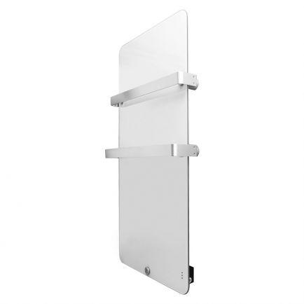 Ecostrad Magnum Heated Electric Towel Rail - White 600w (580 x 1090mm)