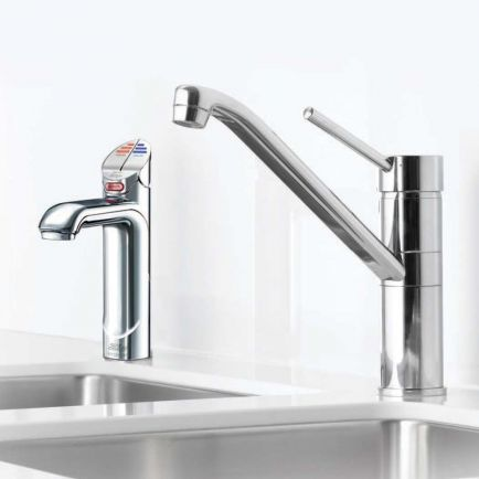Zip Hydrotap Classic Filtered Boiling & Chilled Water Tap with Mixer - 41-60 Capacity