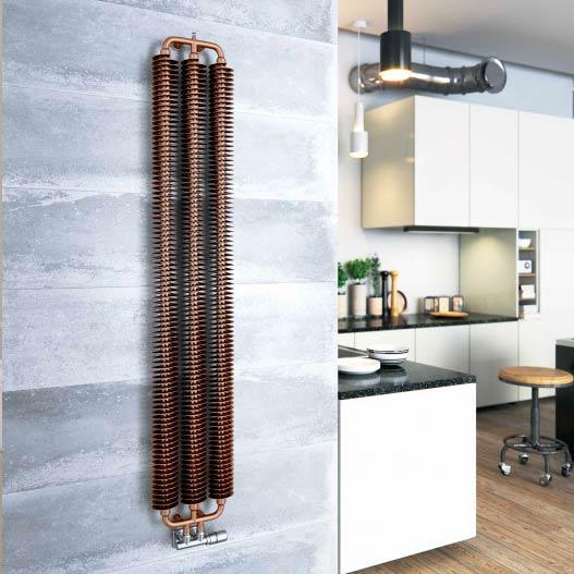 view all designer radiators